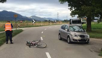 Der Unfall ereignete sich auf der Derendingerstrasse.