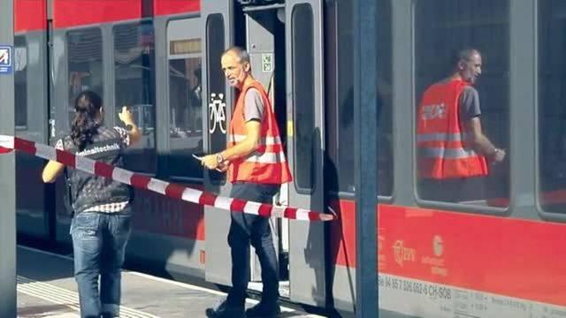 Zug-Attacke in Salez: Das sagt die Kantonspolizei