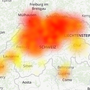 Störungsübersicht zu Swisscom auf allestörungen.ch