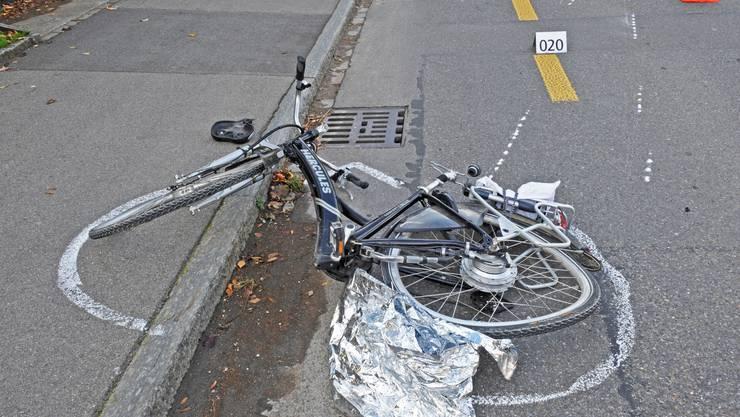 Radfahrer wird in Uster schwer verletzt