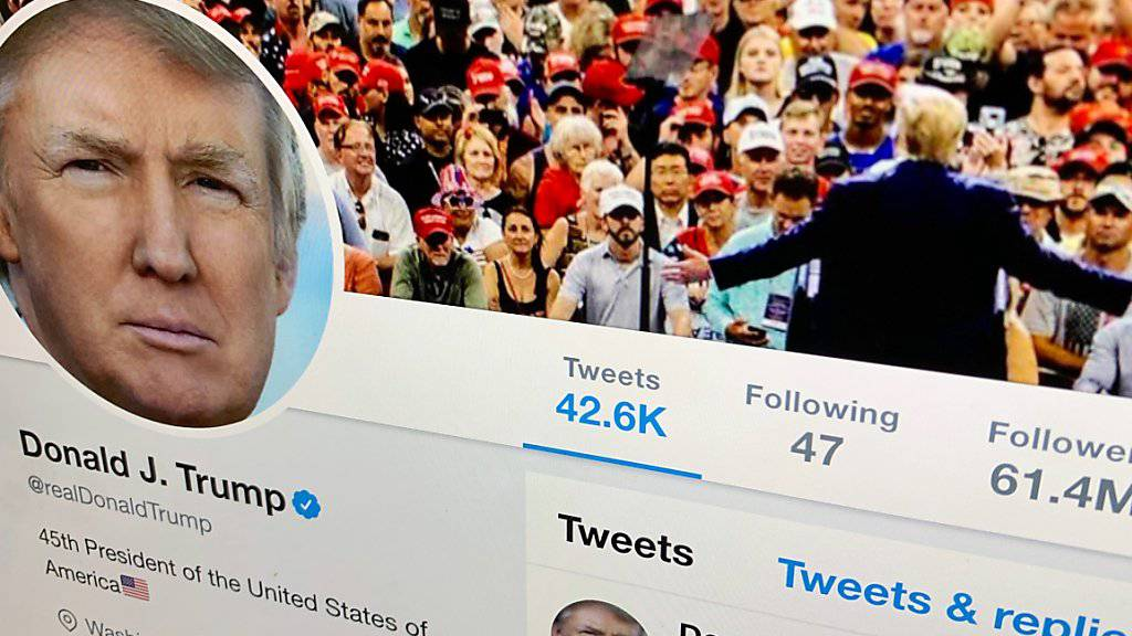 Twitter unterzieht Trump erstmals Faktencheck – schlechtes Ergebnis