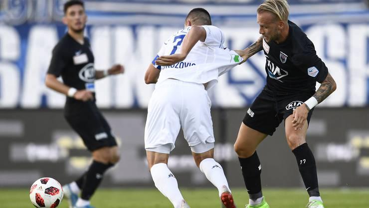 Kann sich der FCA gegen Lausanne für die 1:5-Niederlage revanchieren?