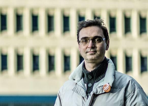 Alexander Vaida: «Innerhalb der CVP braucht es eine gewisse Überzeugungsarbeit für mich als Eingebürgerten.»