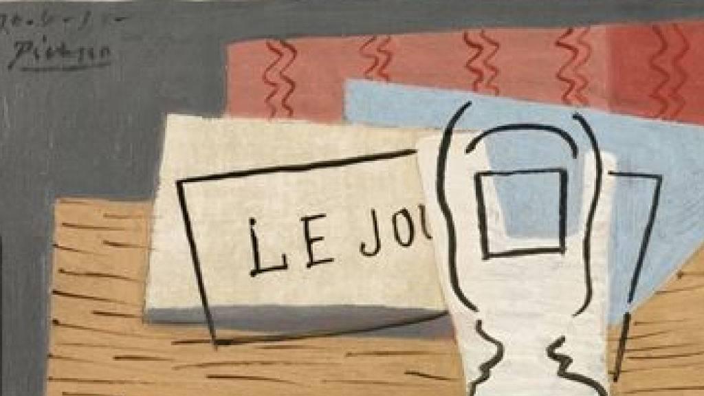 Dieses Stillleben von Picasso kann man im Rahmen einer Lotterie gewinnen, wenn man 100 Euro in ein Los investiert. (Archivbild)