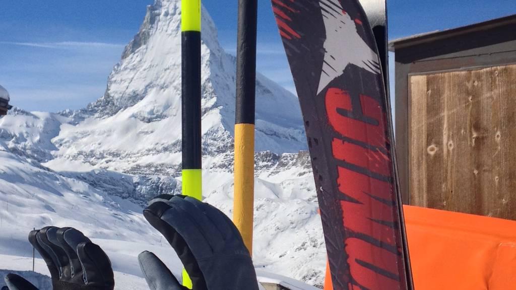 Zermatt und Davos bei Ski-Dieben sehr beliebt