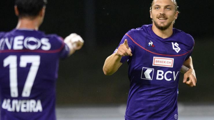 Vom Aufsteiger zum Absteiger: Alexandre Pasche bleibt in der Challenge League