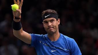Rafael Nadal konnte die ATP-Finals noch nie für sich entscheiden