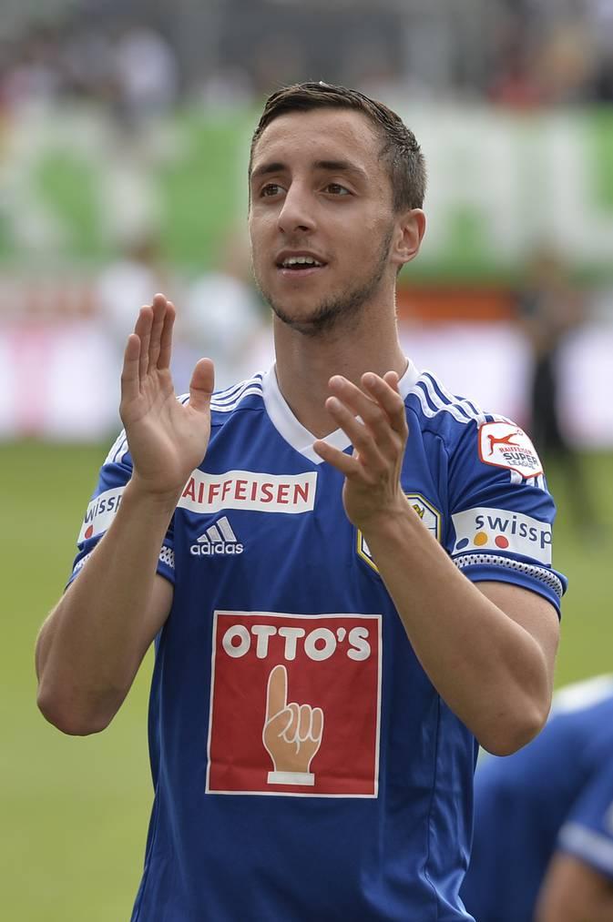 FCL-Spieler Joao Oliveira