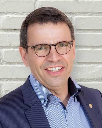 Matthias Jauslin (FDP), bisher: Gegen eine Wiederwahl spricht nichts.
