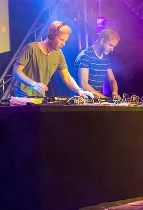 DJs von We Love Machines.S. Velmurugan