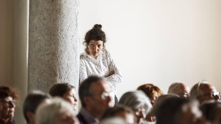 Für Reina Gehrig werden die kommenden Solothurner Literaturtage die letzten unter Ihrer Leitung sein.
