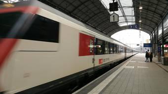 Bild vom Bahnhof Olten: Auch hier wird die S29 bald einfahren.