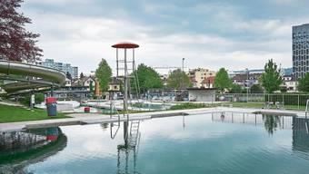 Vorzeigeprojekt: Das Biobad Im Moos in Schlieren wird zu 100 Prozent mit nachhaltig produziertem Gas betrieben.