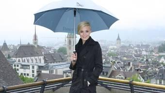 Miss Schweiz und ihre Lieblingsplätze in Zürich