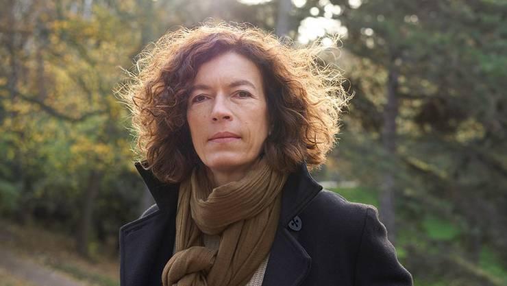Die Autorin Anna Weber.