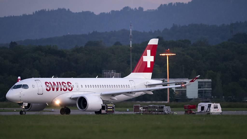 Swiss schreibt im ersten Halbjahr erneut hohen Verlust