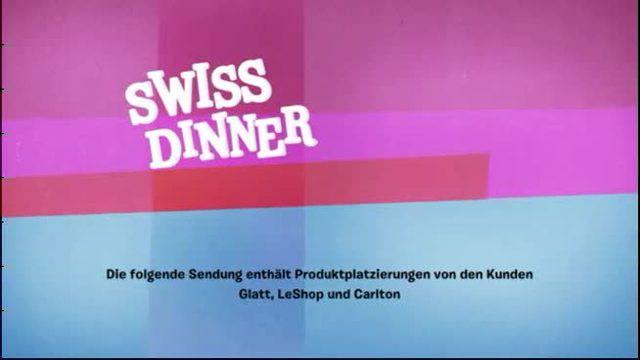 SwissDinner -Diesen Samstag kocht Walter (57) Teil 2