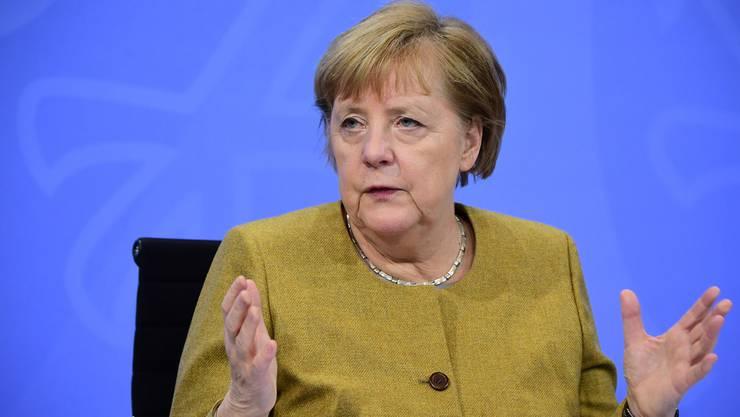 In Deutschland wird der Lockdown nochmals bis kurz vor Weihnachten verlängert.