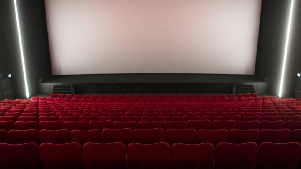 Die traurige Realität in den Kinosälen in Zeiten von Corona: 2020 erreichten die Kinoeintritte nur noch ein Drittel dessen, was ohne Pandemie üblich ist. (Archivbild)