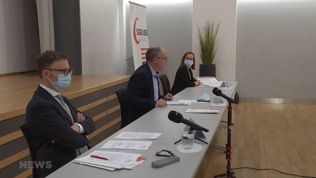 Schweizerischer Gewerkschaftsbund schlägt Alarm: Unterbeschäftigung auf Rekordniveau