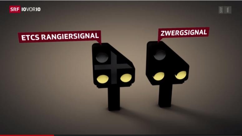 Signalisation vor Gotthardbasis-Tunnel «untauglich»