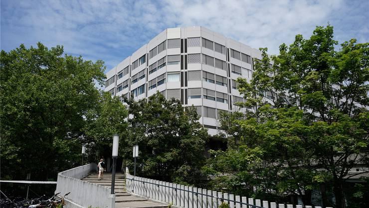 Das Basler Universitätsspital.