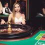 Beim Live-Casino interagieren die Spieler mit echten Croupiers, die aus einem Studio live gestreamt werden. Im Bild: Das Live-Roulette des Schweizer Online-Casinos mycasino.ch obs/Grand Casino Luzern AG