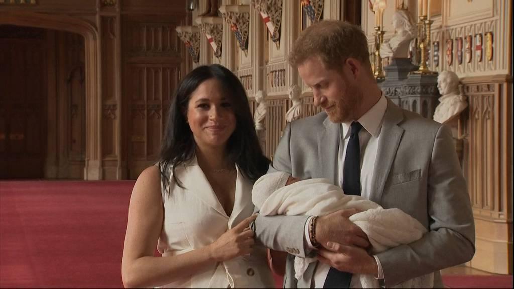 """Beim Namen """"Archie Harrison Mountbatten-Windsor"""" scheiden sich die Geister"""