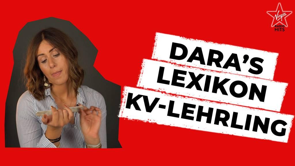 Dara's Lexikon KV-Lehrling