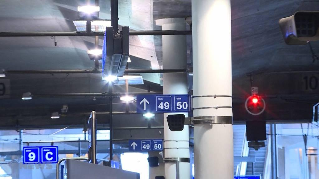 Kritik an Gleis 49/50 am Bahnhof Bern