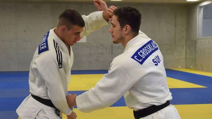 Ciril Grossklaus zählt zu jenen Schweizern, die noch am ehesten eine Chance auf die Olympia-Qualifikation haben.