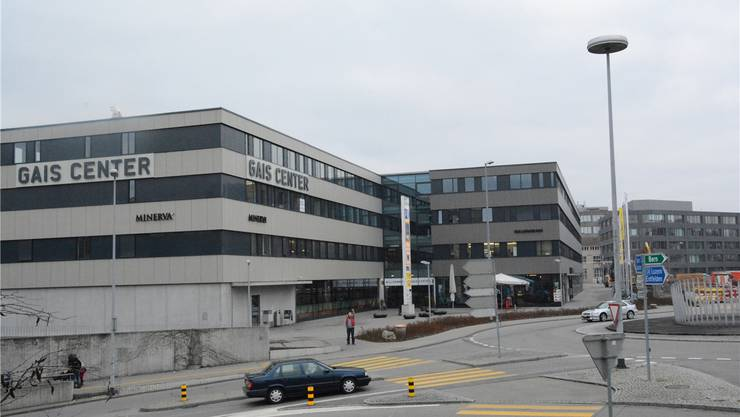 Gais-Kreisel in Aarau