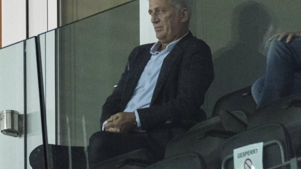 Die Zeit des Beobachtens ist für Nationaltrainer Vladimir Petkovic bald vorbei