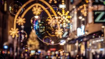 Weihnachtsbeleuchtungen Region