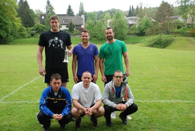 Auch Schlierens Eliteteam gewinnt den Pokal.