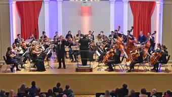 Das Stadtorchester Olten wirkt seit 20 Jahren mit André Froelicher als musikalischem Leiter