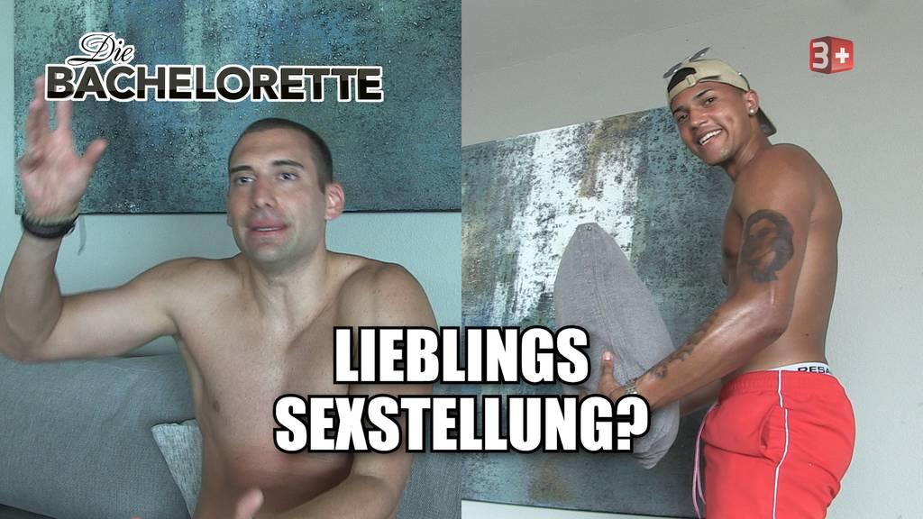 Staffel 6 - Lieblings Sexstellung der Männer!