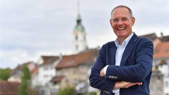 FDP-Präsident Stefan Nünlist.