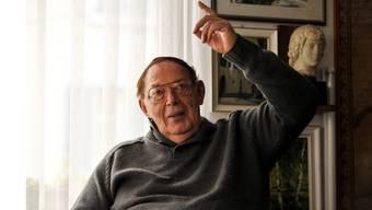 Anton Diakov ist ein mitreissender Geschichtenerzähler – ein Mann von grosser Lebenserfahrung.