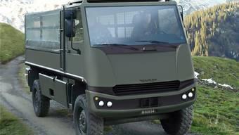 Der Duro wird auch als Lastesel der Schweizer Armee bezeichnet. Jetzt soll er für viel Geld saniert werden. ho