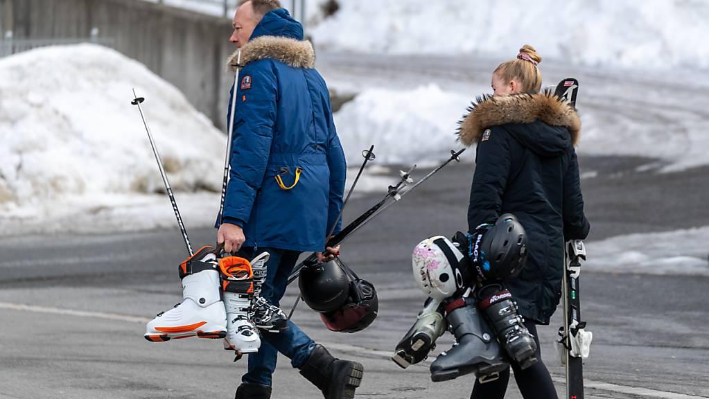 Nichts mit Skifahren im beliebten österreichischen Party-Skigebiet Ischgl: Der Skiort nimmt seine Lifte diese Saison nicht mehr in Betrieb. (Symbolbild)