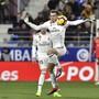Gareth Bale war Reals Torschütze beim knappen Sieg gegen den Tabellenletzten Huesca