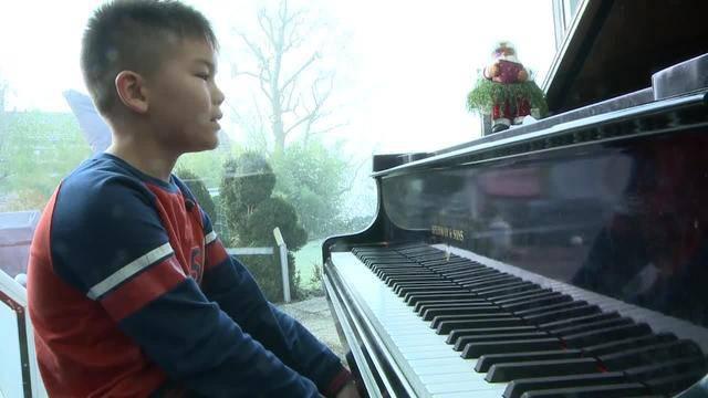Renaud Tour mit Piano-Wunderkind Ricky Kam