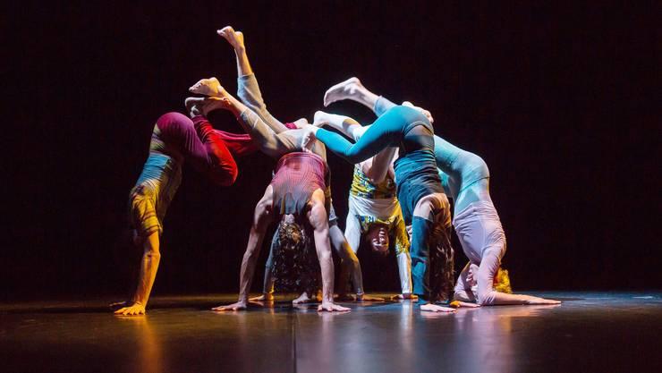 Der Solothurner Choreograf und Tänzer Thomas Hauert ist an den Tanztagen mit dem Stück «Inaudible» vertreten.