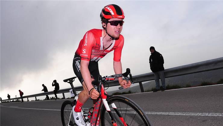 Darf sich gleich an einem der fünf Radsport-Monumente versuchen: Neo-Profi Marc Hirschi.