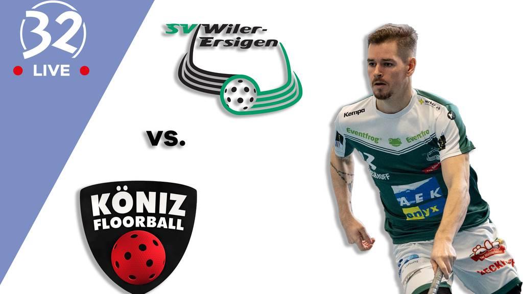 SV Wiler-Ersigen vs Köniz Livesport