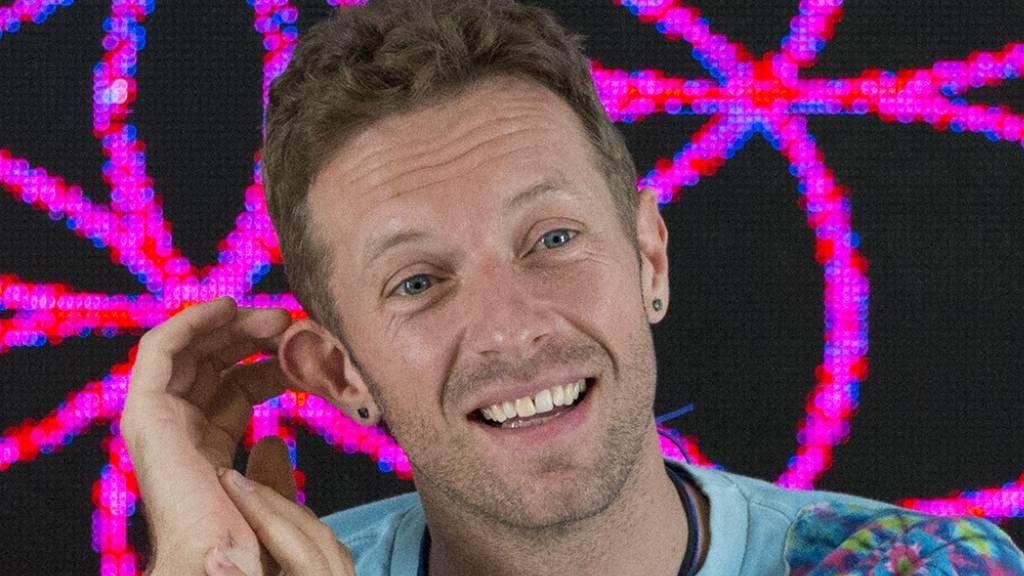 Coldplay veröffentlicht neue Songtexte in Zeitung