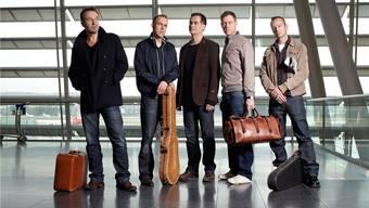 Treten auch auf der Basler Summerstage auf: Die nationale Musikgrösse Züri West.