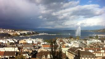 Genf hat am meisten neue Stellen geschaffen