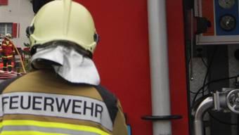 Öl entzündete sich: Küchenbrand wegen vergessener Pfanne.